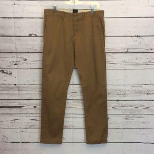 J Crew Mens 31x30 Stretch Style 484 Slim Pants